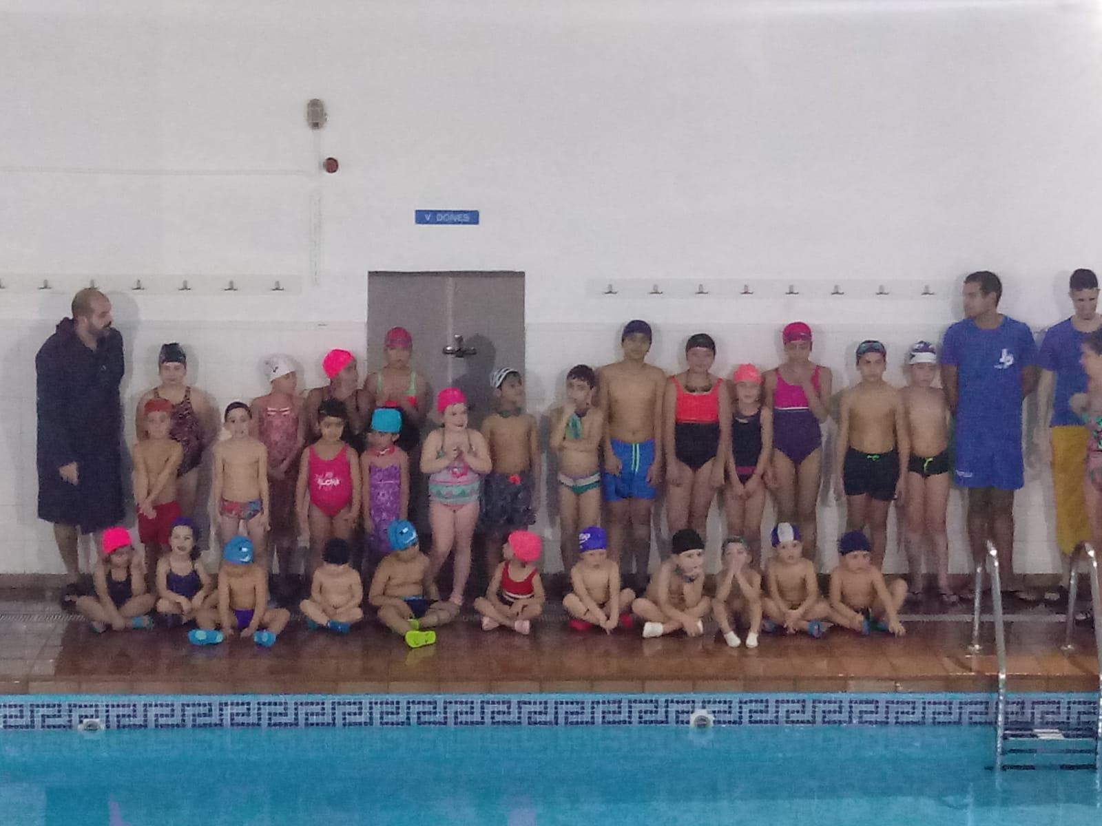 Extraescolars: piscina!