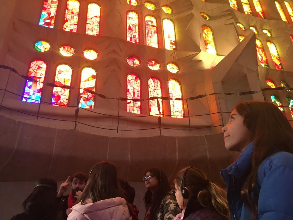 4r, 5è i 6è · Sagrada Família