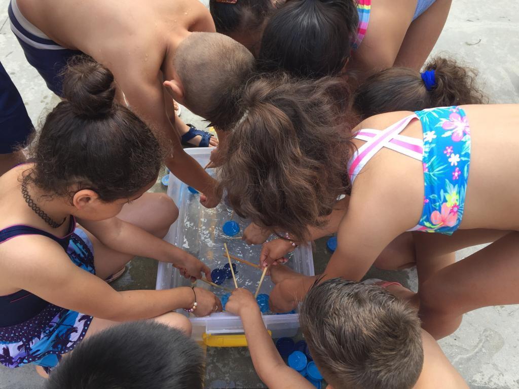 Mitjans: jocs d'aigua '19