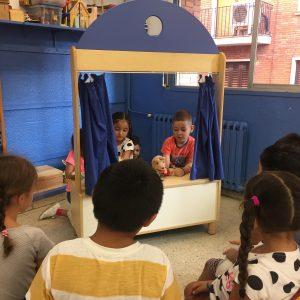 Conta-contes de la Comunitat de Petits