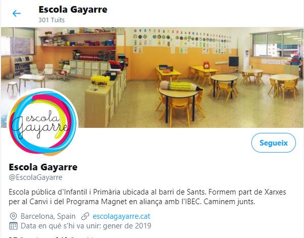 Ja ens seguiu a Twitter?